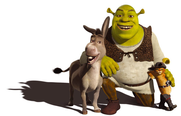 Шрек 3 - Shrek the Third