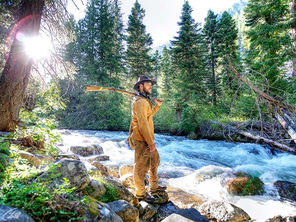 Сасквач: Охота в горах.