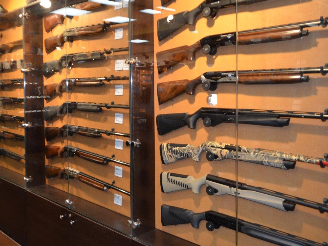 Охотничье оружие. Вопросы эксперту